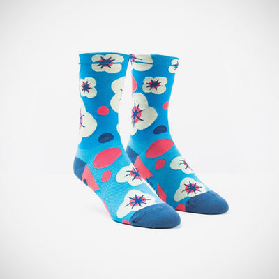 Floral Explosion Socks - Large Only