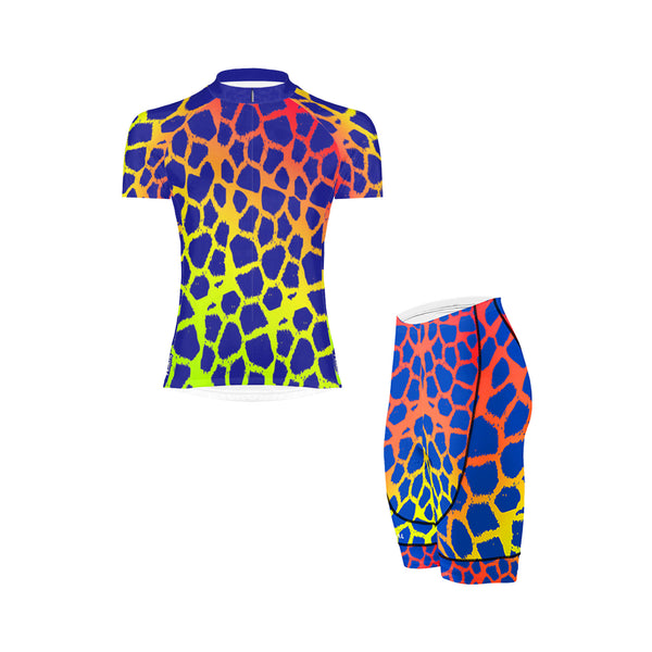 Giraffe Print Women's Kit