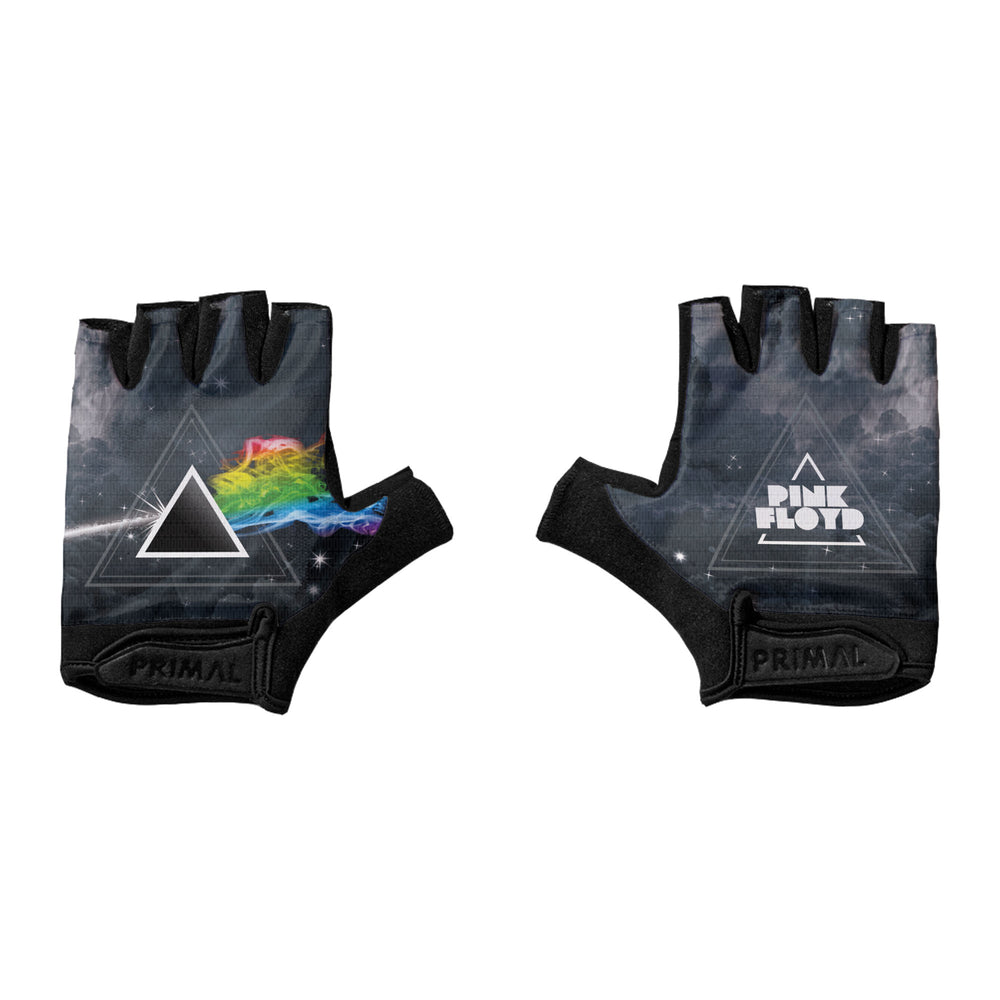 Pink Floyd The Dark Side of the Moon Short Finger Glove