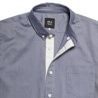 Goodman Men's Stretch Button Down - Cobalt Blue