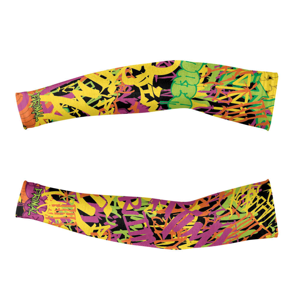 Graffiti Arm Warmers