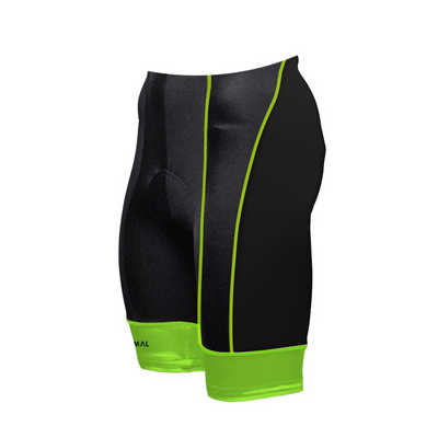 Green Men's Prisma Shorts