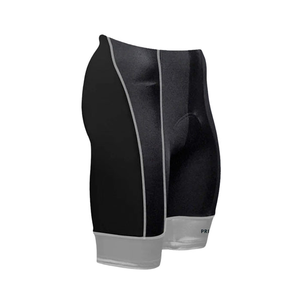 Ebony Men's Grey Prisma Shorts