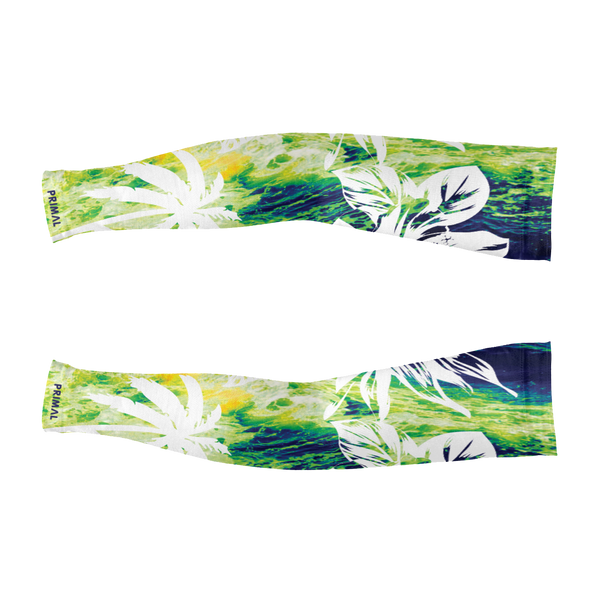 Hawaiian Men's Arm Warmers
