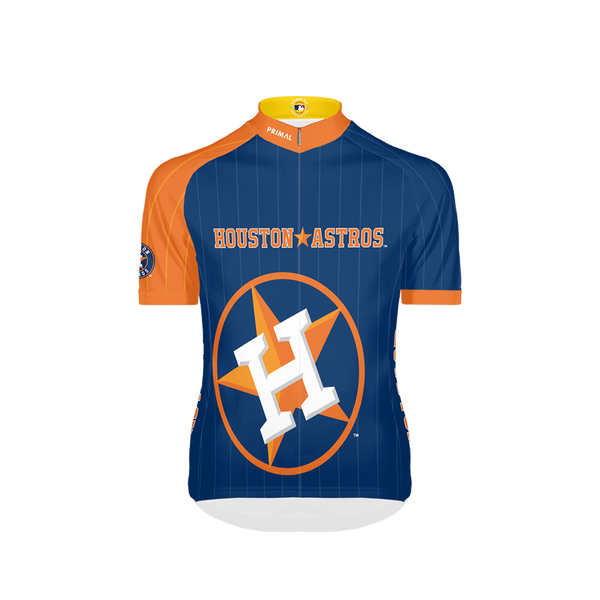 Houston Astros Men's Nexas Cycling Jersey