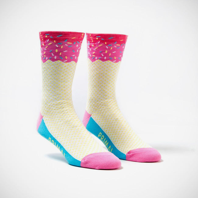 Ice Scream Socks - Large Only