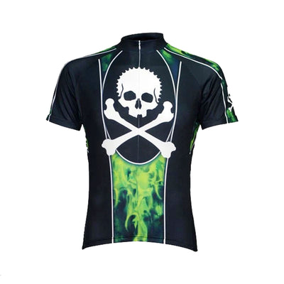 Jolly Roger Men's Cycling Jersey (3QZ)