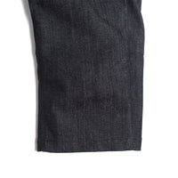 Brubeck Men's Knickers Black Denim - XLarge Only