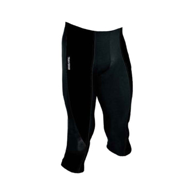 Men's Black Thermal Knickers