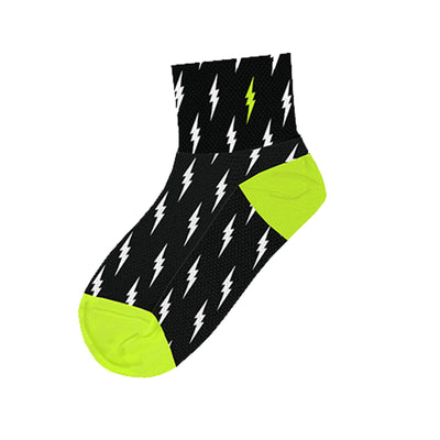 Lightning Mid Cuff Socks