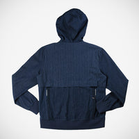 Lionel Men's Multi-Zip Hoodie - Navy