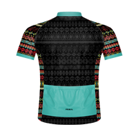 Llama Men's Sport Cut Cycling Jersey