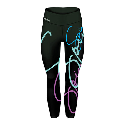 Logo Spin Tights