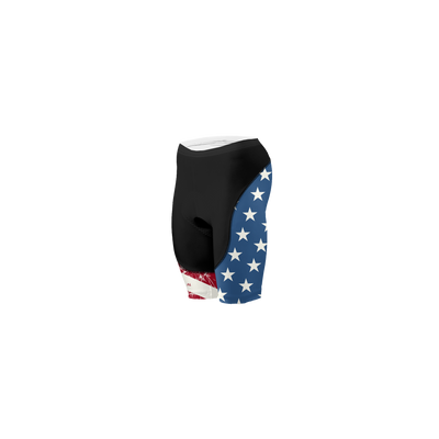 Stars & Stripes Men's Black Label Shorts