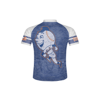 New York Mets Men's Sport Cut Cycling Jersey