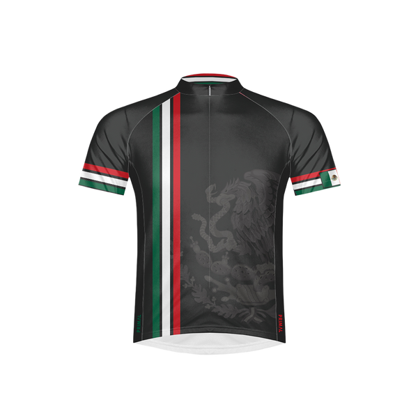 Viva La Mexico Men's Sport Cut Cycling Jersey