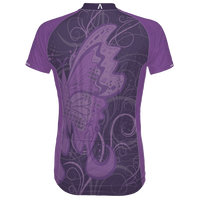 Mimsy Purple Women's Cycling Jersey - Small Only