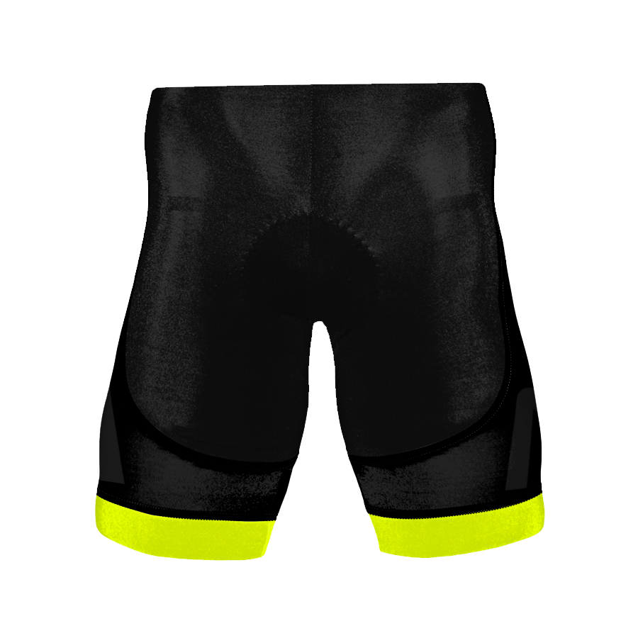 Neon Yellow Men's Evo Short