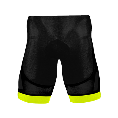 Neon Yellow Men's Evo Corsa Short