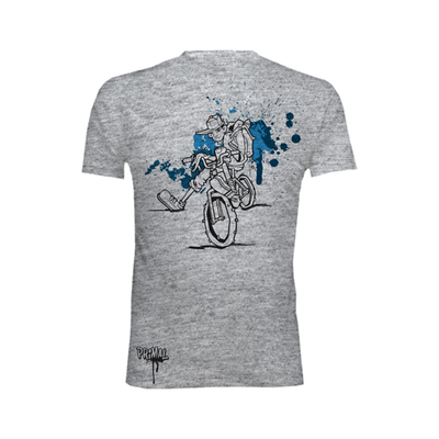 Biker Bro Men's T-Shirt