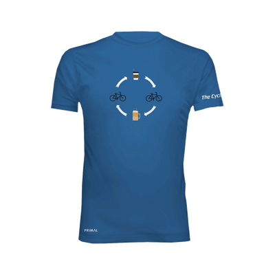 Cycle of Life Men's T-Shirt