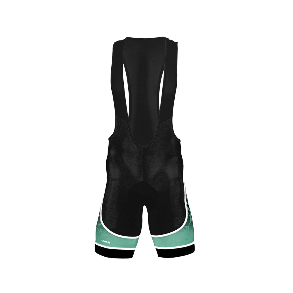 Ride For Freedom Men's Evo Bib Short
