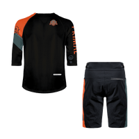 Crag Men's Black Ilex Kit