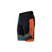 Crag Men's Black Ilex Short