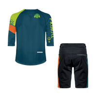 Crag Men's Blue Ilex Kit