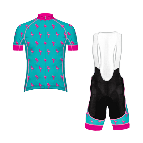 Flamingo Blue Women's Evo 2.0 Kit