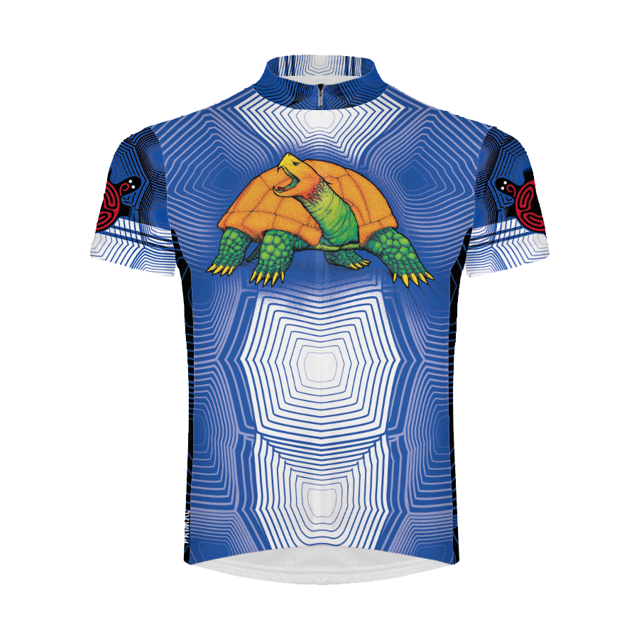 Not So Fast Men's Sport Cut Cycling Jersey (3QZ)