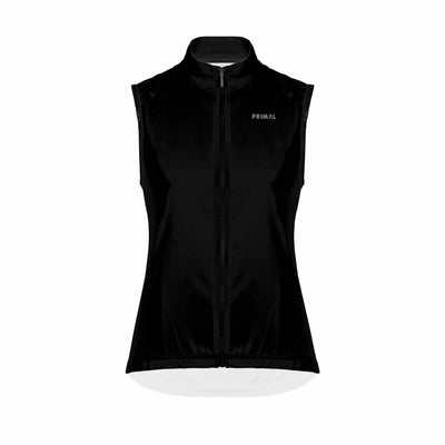 Obsidian Women's Race Cut Wind Vest