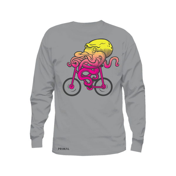Ocean Motion Men's Long Sleeve T-Shirt