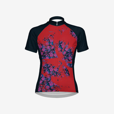 8dd5077af Painted Lady Women s Cycling Jersey