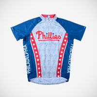 Philadelphia Phillies Men's Sport Cut Cycling Jersey