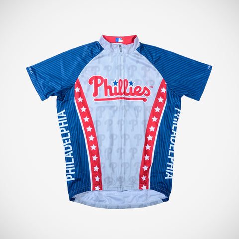 Philadelphia Phillies Men's Cycling Jersey