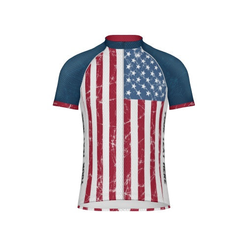 Stars and Stripes Customizable Jersey