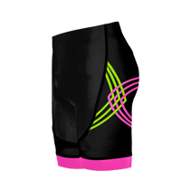 Pink & Green Women's Evo Corsa Short