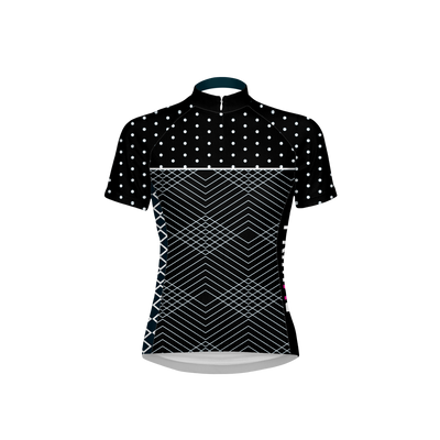 PolkaLine Women's Cycling Jersey - Small Only