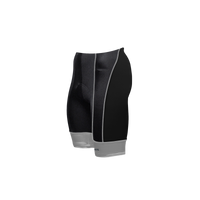 Ebony Grey Prisma Shorts