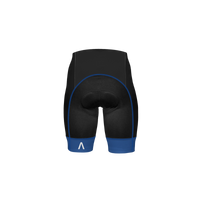 Ebony Men's Blue Prisma Shorts