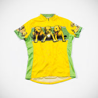 Puppy Love Women's Sport Cut Cycling Jersey