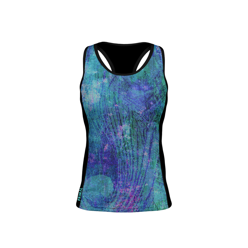 Purple Rain Women's Gemini Tank