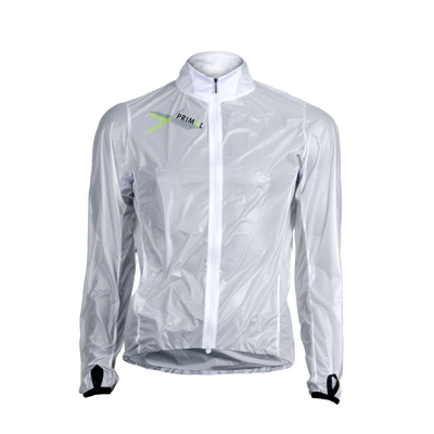 Asonic Men's Race Cut Rain Jacket