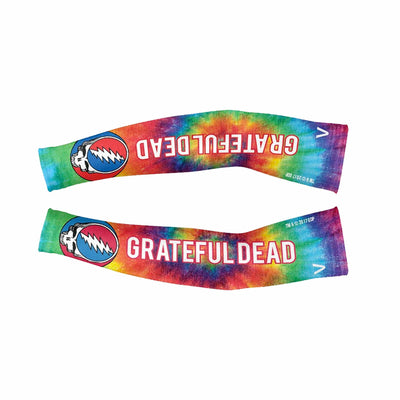 Grateful Dead Rainbow Thermal Arm Warmers