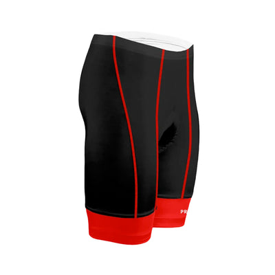 Ebony Women's Red Prisma Shorts