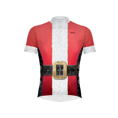Santa Suit Men's Cycling Jersey