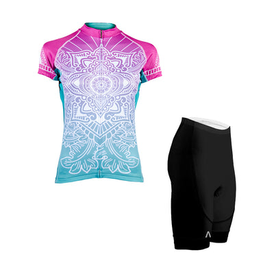 Serenity Women's Colorful Evo Kit