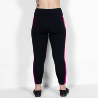 Women's Pink Spin Streamline Tight