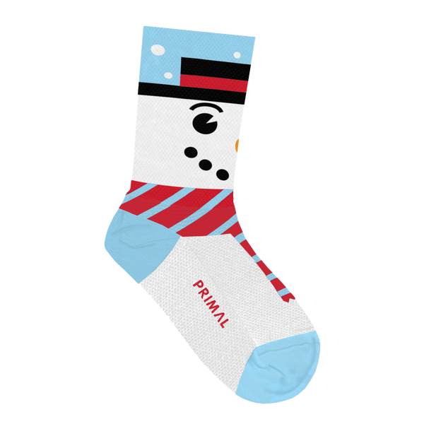 Snowman Socks - Large Only